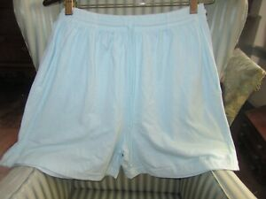 NWT!  FRESH PRODUCE 100% COTTON JERSEY SHORT IN COOL BREEZE (M)...SO COMFY