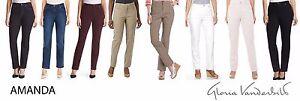 NWT Gloria Vanderbilt Amanda Classic Fit Jean Denim Pants Variety