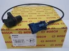 NEW GENUINE BOSCH CRANK SENSOR SAAB 9-3 9-5 TURBO 0261210269 BLUE CONNECTOR