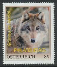 8137298 PM - Philatelietag Grünau 2021 - Wolf ** pt0477