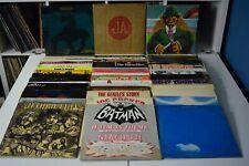 CLASSIC ROCK LOT #18 50 LPs B.B. KING BEATLES FLEETWOOD MAC PAUL MCCARTNEY