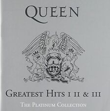 Queen The Platinum Collection Greatest Hits I II III - CD in Great