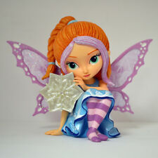 Drifts of Enchantment Fairy Figurine Ice and Snow - Jasmine Becket Griffith