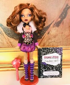 Monster High First Wave Clawdeen Wolf Doll