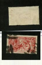 Great Britain Scott 174 5 Shillings Cancelled 1296E