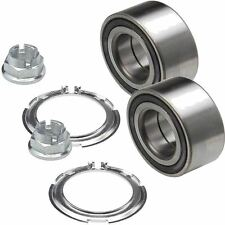 Vauxhall Vivaro X83 2001-2015 Front Hub Wheel Bearing Kit Pair x 2