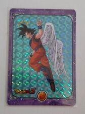 carte dragon Ball z hors serie spécial Goku Ange cadre  changent color