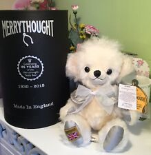 Merrythought 85th Anniversary Punkie Bear, Very Limited Edition