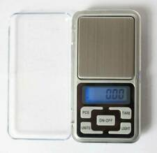 Pocket Digital Scale Jewellery Gold Weighing Mini LCD Electronic 0.01g 500g