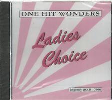 LADIES CHOICE - CD - One Hit Wonders  - BRAND NEW