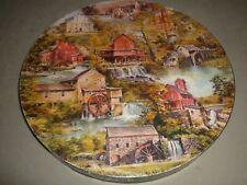 SPRINGBOK 500 pc puzzle  GRIST MILLS PZL6043 / 1972 - COMPLETE  EC - VINTAGE