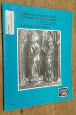 Connaissance de l'Eure n°68 (avril 1988): Paléontologie dans le Vexin