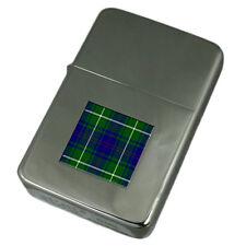 Engraved Lighter Tartan Clan Macneil