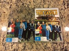 THE CASTLE LIKE NEW REGION 4 PAL DVD! FAMILY LIVES IN TOXIC DUMP AUSSIE COMEDY!
