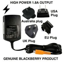 Blackberry Micro-USB International High Power 1.8A Charger for Q10 Q20 Z30 Priv