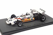MCLAREN M19A 1ST SOUTH AFRICAN GP 1972 DENIS HULME 1:43 SPARK S4292 RESIN NEW