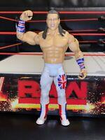 WWE THE BRITISH BULLDOG JAKKS CLASSIC SUPERSTARS SERIES 7 WRESTLING FIGURE