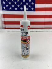 3M - 980-400-5456-5 - Fire Barrier Sealant Cp 25Wb+, 10.1 fl oz Tube Caulk