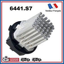 Resistance commande de chauffage ventilation C3 C4 C5 C6 DS3 307 = 6441S7