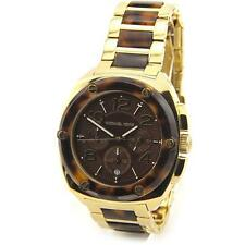 Michael Kors Women's Stainless Steel Wristwatches with Chronograph