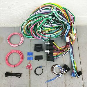 1964 - 1967 Buick Skylark Wire Harness Upgrade Kit fits painless circuit update
