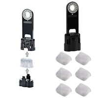 7pcs Water Filter Starter Kit Replacement Charcoal for Keurig Coffee Makers