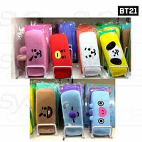 BTS BT21 Official Authentic Goods Silicone Pencil Case + Tracking Number