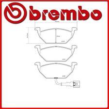 07.B314.53#55 PASTIGLIE FRENO ANTERIORE SPORTIVE BREMBO SPORT AUDI A3 Sportback