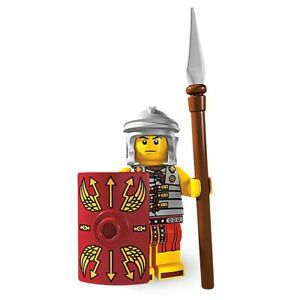 "Lego  8827 Collectible Series 6 ROMAN SOLDIER Minifigure . "" (See Description)"