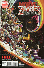 Marvel Zombies Destroy #4 / 2012