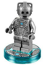 Lego Cyberman From Doctor Who Dimensions Minifig Figure Minifigure Dr. 71238