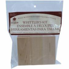Basswood Whittler's Kit 3pc -4008