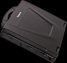 "BLACK Panasonic Toughbook CF-52 • 15.4"" Widescreen • 1000GB • W7 • DVD-RW • 1YR"