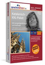 KATALANISCH lernen von A bis Z - Sprachkurs-XXL-DVD plus Smartphone-Version