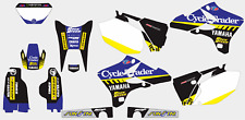 0213 YAMAHA WR 250 F WR 450 F 2003-2006 DECAL STICKER GRAPHIC KIT