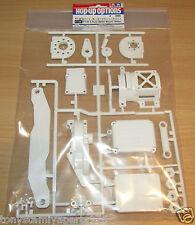 Tamiya 47336 TT-02 D Parts (Motor Mount) (White) (TT02/TT02D/TT02R/TT02S/TT02T)