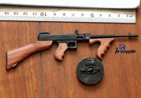 1:6 M1928A1 Thompson submachine gun Weapon Model accessory