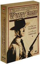THE LIFE AND LEGEND OF WYATT EARP From Ellsworth To Tombstone NEW! Hugh O'Brian