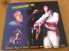 Elvis Presley 2 cd - Pittsburgh '76 - Rags to Riches - digipak