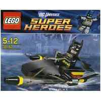 LEGO Super Heroes  Batman Jetski Set 30160 Polybag NEW SEALED Retired