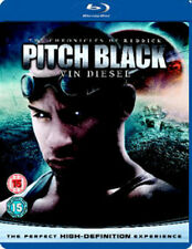 The Chronicles Of Riddick - Pitch Black Blu-Ray [Uk] New Bluray