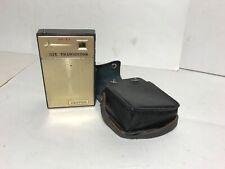 Six - Transistor Radio Vesper mit Ledertasche, aus Japan für DDR ?