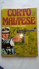 Corto Maltese Le Conga des bananes E.O 1974 Hugo Pratt Casterman
