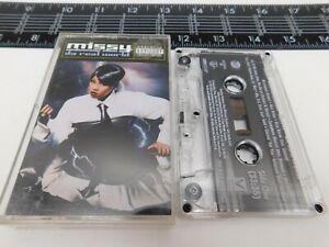 Missy Misdemeanor Elliott Cassette Da Real World Audio Tape 62232-4