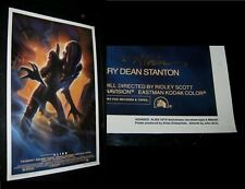 Orig John Alvin Signed Unnumbered Limited Edition Kilian 15th Anniversary Alien