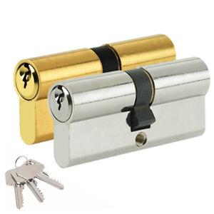 Euro Cylinder Lock Door  6 Pin Barrel for uPVC Aluminium Timber Composite Door