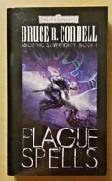 Plague of Spells by Bruce Cordell -Abolethic Sovereignty, Forgotten Realms novel