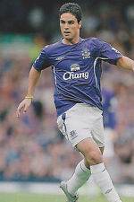 Foto de fútbol > Mikel Arteta Everton 2005-06