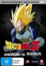 Dragon Ball Z Remastered Movie Collection (Uncut) V04 - Super Android NEW R4 DVD