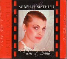 ☆ 2CD Mireille MATHIEUFilms & Shows 36-TRACK DIGIPACK Ltd ed NEW SEALED RARE  ☆